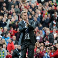 Moyes plays down plane protest following Villa victory