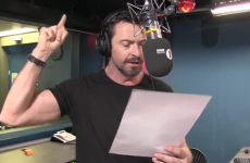 Hugh Jackman performing Wolverine The Musical is as great as you'd imagine
