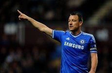 Will this John Terry own goal have a big impact on the outcome of the title race?