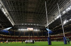 10 things you didn't know about the Millennium Stadium
