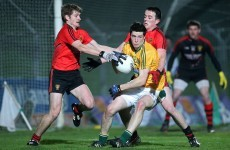 Meath claim three-point victory against Down