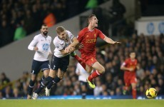 5 talking points ahead of today's Liverpool-Tottenham game