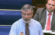 Adams asks Kenny to respect right to boycott Queen's visit events