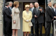 Hallowed ground: Queen Elizabeth II visits Croke Park on historic day for GAA