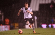 Damien Duff: I'm not planning on hanging up my boots anytime soon