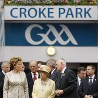 In pictures: Queen Elizabeth visits Croker