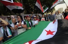 Syrian president blames poorly-trained police for protesters' deaths