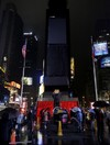 Photos: This is how Times Square looked with the lights off last night