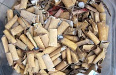 Eight million cigarettes seized in cross-border operation