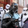 Darth Vader is running for president of Ukraine...