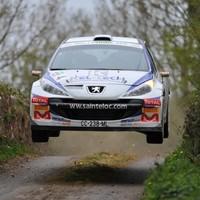 Irishman Craig Breen wins world-renowned Acropolis Rally
