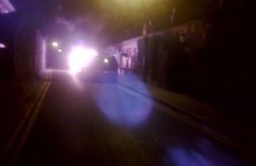 Video: Dublin street closed after car explosion