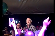 Oh, just Bill Murray singing House of the Rising Sun this weekend