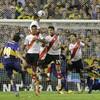 Brilliant free-kick by Riquelme can't prevent Boca from losing El Superclásico