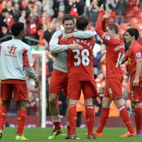 The real Cafu sends a shoutout to the 'Red Cafu', Jon Flanagan