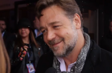 Awkward Russell Crowe interview with Irish reporter will strain all your cringe muscles