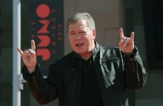 William Shatner wouldn't say no to a Walking Dead cameo