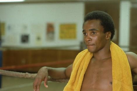 Sugar Ray Leonard in 1979.