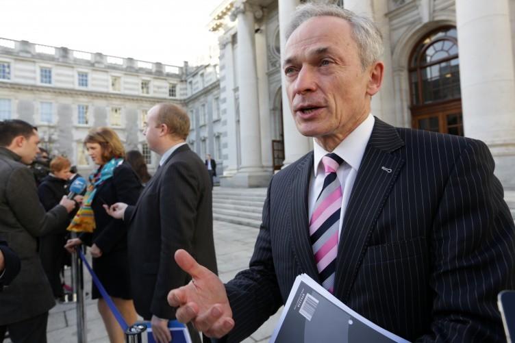 Jobs Minister Richard Bruton (File photo)