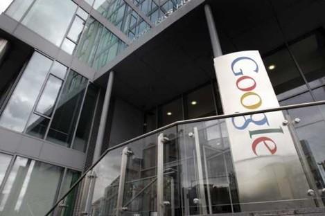 Google Ireland's head office on Barrow Street, Dublin