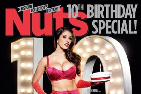 The 10th anniversary edition of Nuts in January