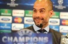 Ferguson job offer 'lost in translation', says Pep Guardiola
