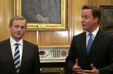 Cameron arrives in Dublin for bilateral meetings with Taoiseach