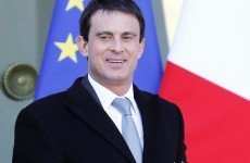 Manuel Valls named as new French prime minister