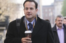 'Nothing to say this morning': Leo Varadkar stops talking about gardagate