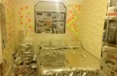 Irish girls play extremely elaborate April Fool's prank on roommate