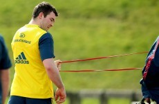 Ryan a major doubt for Toulouse clash as Munster remain uncertain over O'Mahony