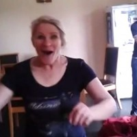 Irish mammy has amazingly foul-mouthed reaction to son's surprise return