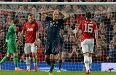 Bayern Munich held by resurgent Manchester United