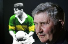 Kerry's Mick O'Dwyer among four legends inducted to GAA Hall of Fame