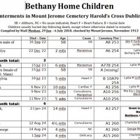 Children died of malnutrition, syphilis, heart failure at mother and baby home