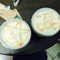 Starbucks apologise for 'Satanic symbols' drawn on woman's coffee