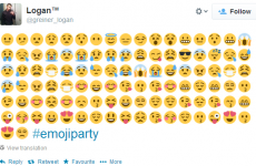 Smiley face! You can now see emojis on Twitter desktop