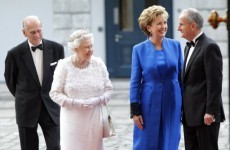 Gallery: President McAleese hosts Dublin Castle dinner in honour of royal visit