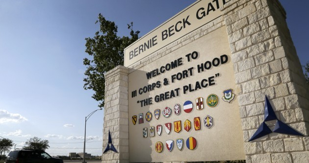 Mass shooting at US base Fort Hood: 14 wounded, gunman reported killed
