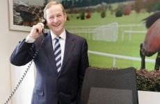 Call Me...Maybe? Enda Kenny's call invite is keeping his phone buzzing
