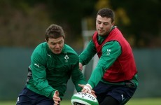 """I have learnt so much from being involved"" - Robbie Henshaw"