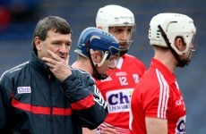 Five out and two in as Cork hurlers finalise senior championship panel
