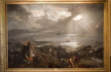 Iconic Battle of Clontarf painting to be unveiled later today