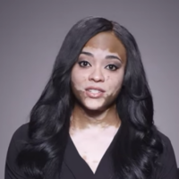 These 'inspiring' make-up ads are going viral - by revealing women's real skin