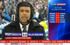 VIDEO: It's four years today since this classic Chris Kamara blunder