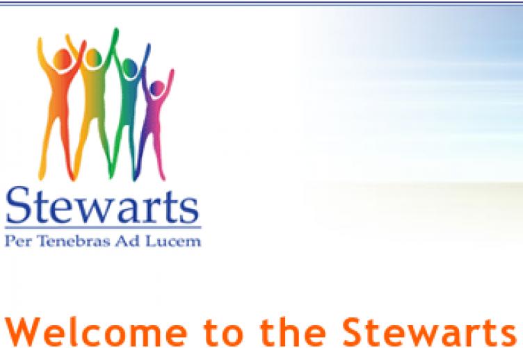 Stewarts website