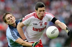 Tyrone take on Dublin with just one change while Derry rotate 14
