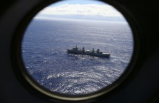 US Navy join underwater search for MH370