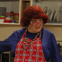 There's a Romanian version of Mrs Brown's Boys called Auntie Flowers