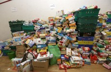 Food banks to be set up across Ireland